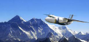 Mountain Everest Flight